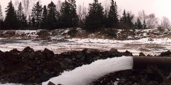 bruce-mines-dredging
