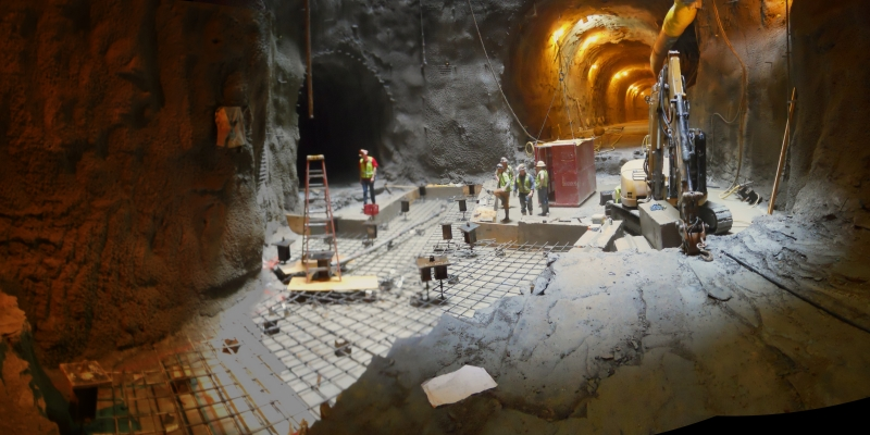 Euclid Creek Tunnel Project