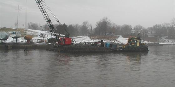 oakville-harbour-dredging